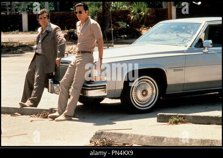 Prod DB © Mandalay / DR DONNIE BRASCO (DONNIE BRASCO) de Mike Newell 1997 USA avec Al Pacino et Johnny Depp d'apres le roman de Joseph D. Pistone et Richard Woodley - Stock Photo