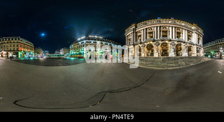 Palais Garnier, Opéra national de Paris - Stock Photo