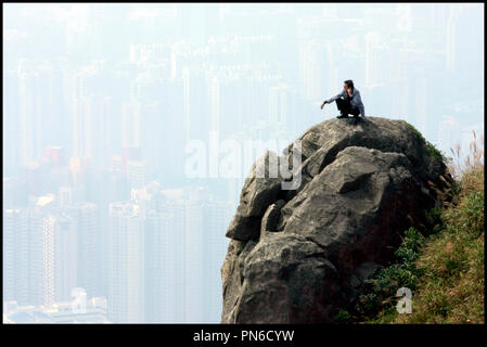 Prod DB © Milky Way / DR ELECTION (HAK SE WUI) de Johnny To 2005 HK triades, mafia - Stock Photo
