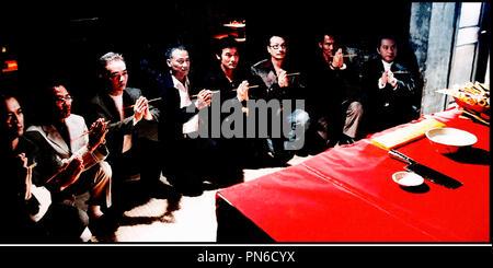 Prod DB © Milky Way / DR ELECTION (HAK SE WUI) de Johnny To 2005 HK triades, mafia - Stock Photo