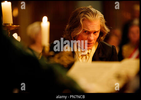 Prod DB © Myriad Pictures - VIP Medienfonds 2 - MGM / DR L'ELEVE DE BEETHOVEN (COPYING BEETHOVEN) de Agnieszka Holland 2006 ALL./USA/HONG. avec Ed Harris Ludwig van Beethoven, XIXeme siecle, biopic, biographie - Stock Photo