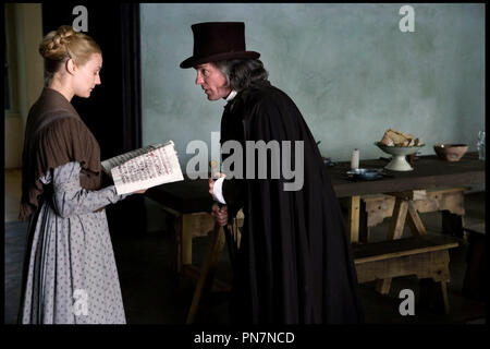 Prod DB © Myriad Pictures - VIP Medienfonds 2 - MGM / DR L'ELEVE DE BEETHOVEN (COPYING BEETHOVEN) de Agnieszka Holland 2006 ALL./USA/HONG. avec Diane Kruger et Ed Harris Ludwig van Beethoven, XIXeme siecle, biopic, biographie - Stock Photo