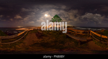 1 Tree Point, Tuross Head, New South Wales, Australia - Stock Photo