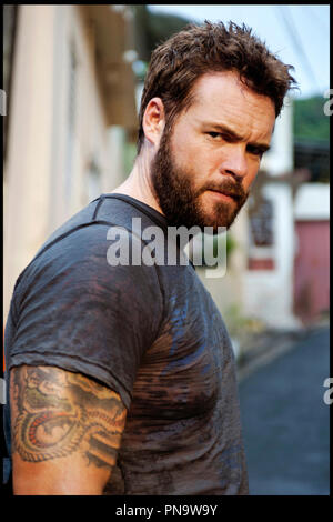 Prod DB © Universal Pictures - Original Film / DR FAST FIVE de Justin Lin 2011 USA avec Matt Schulze suite, sequelle, action, tatouage - Stock Photo