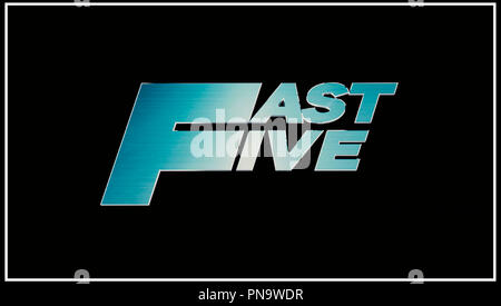Prod DB © Universal Pictures - Original Film / DR FAST AND FURIOUS 5 (FAST FIVE) de Justin Lin 2011 USA titre américain suite, sequelle, action, - Stock Photo