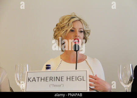 Katherine Heigl  04/08/2017 'Unforgettable' Photocall held at Four Seasons Los Angeles at Beverly Hills in Los Angeles, CA Photo by Izumi Hasegawa / HNW / PictureLux - Stock Photo