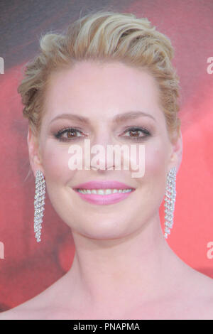 Katherine Heigl  04/18/2017 The Los Angeles World Premiere of 'Unforgettable' held at the TCL Chinese Theater in Hollywood, CA Photo by Izumi Hasegawa / HNW / Picturelux - Stock Photo