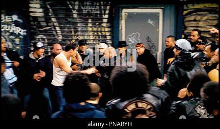 Prod DB © Rogue Pictures / DR FIGHTING de Dito Montiel 2009 USA avec Channing Tatum et Dante Nero bagarre de rue, combat clandestin autre titre: Combats de rue (Canada: French title) - Stock Photo