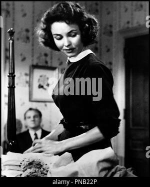 Prod DB ©Ê20th Century Fox / DR LA FURIE DU DESIR (RUBY GENTRY) de King Vidor 1952 USA avec Karl Malden et Jennifer Jones - Stock Photo