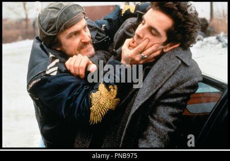Prod DB © Miramax Films / DR FLIRTER AVEC LES EMBROUILLES (FLIRTING WITH DISASTER) de David O. Russel 1996 USA avec Ben Stiller agression - Stock Photo