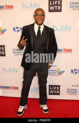Tommy Davidson  03/04/2018 Second Annual Entertainment Studios Oscar Gala held at Beverly Wilshire Hotel in Beverly Hills, CA Photo by Kazuki Hirata / HNW / PictureLux - Stock Photo