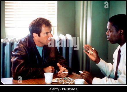 Prod DB © New Line Cinema / DR FREQUENCE INTERDITE (FREQUENCY) de Gregory Hoblit 2000 USA avec Dennis Quaid et Andre Braugher - Stock Photo