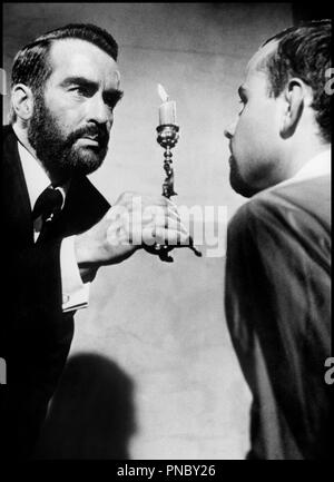 Prod DB © Universal / DR FREUD, PASSIONS SECRETES (FREUD / FREUD PASSIONS SECRETES) de John Huston 1962 USA avec Montgomery Clift - Stock Photo