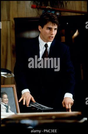 Prod DB © Paramount / DR LA FIRME (THE FIRM) de Sydney Pollack 1993 USA avec Tom Cruise bureau, autoritaire, ordonner - Stock Photo