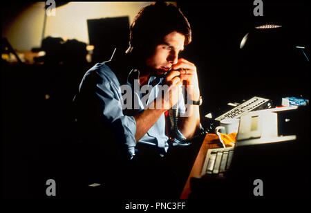 Prod DB © Paramount / DR LA FIRME (THE FIRM) de Sydney Pollack 1993 USA avec Tom Cruise heures supplementaires, telephone, - Stock Photo