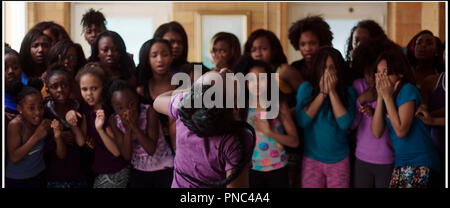 Prod DB © Yes, Ma'am! / DR THE FITS de Anna Rose Holmer 2015 USA avec Royalty Hightower adolescente, danser - Stock Photo