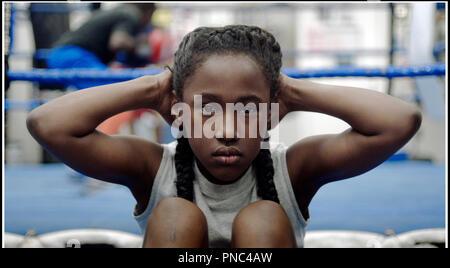 Prod DB © Yes, Ma'am! / DR THE FITS de Anna Rose Holmer 2015 USA avec Royalty Hightower adolescente, gymnastique - Stock Photo