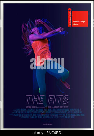 Prod DB © Yes, Ma'am! / DR THE FITS de Anna Rose Holmer 2015 USA affiche americaine avec Royalty Hightower adolescente - Stock Photo