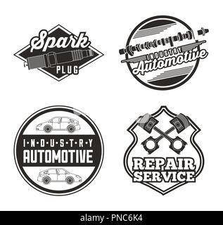 industry automotive auto service - Stock Photo