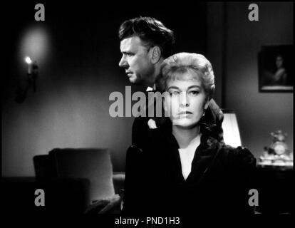Prod DB © Palladium Film - DFI / DR GERTRUD de Carl Th. Dreyer (Carl Theodor Dreyer) 1964 DAN avec Ebbe Rode et Nina Pens Rode couple - Stock Photo
