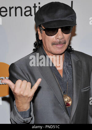 Carlos Santana at The Recording Academy and Clive Davis 2010 Pre-Grammy Gala held at the Beverly Hilton Hotel in Beverly Hills, CA. The event took place on Saturday, January 30, 2010. Photo by PRPP_Pacific Rim Photo Press. /PictureLux File Reference # Carlos_Santana_13010_4PLX   For Editorial Use Only -  All Rights Reserved - Stock Photo