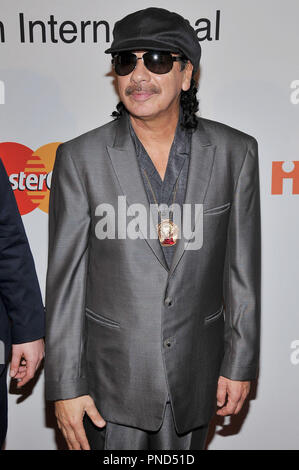 Carlos Santana at The Recording Academy and Clive Davis 2010 Pre-Grammy Gala held at the Beverly Hilton Hotel in Beverly Hills, CA. The event took place on Saturday, January 30, 2010. Photo by PRPP_Pacific Rim Photo Press. /PictureLux File Reference # Carlos_Santana_13010_5PLX   For Editorial Use Only -  All Rights Reserved - Stock Photo