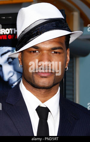 Damien Dante Wayans at the Los Angeles Premiere of DANCE FLICK held at the Arclight Theatres in Hollywood, CA on Wednesday, May 20, 2009. Photo by PRPP / PictureLux  File Reference # Damien_Dante_Wayans_05202009_02PRPP  For Editorial Use Only -  All Rights Reserved - Stock Photo