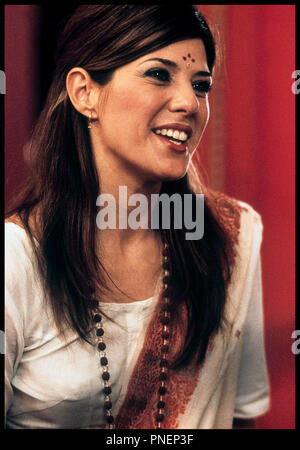 Prod DB © Working Title - Studio Canal / DR LE GOUROU ET LES FEMMES (THE GURU) de Daisy von Scherler Mayer 2002 GB avec Marisa Tomei portrait - Stock Photo
