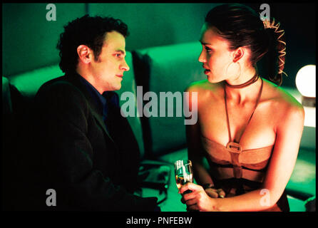 Prod DB © Universal / DR HONEY de Bille Woodruff 2003 USA avec David Moscow et Jessica Alba - Stock Photo