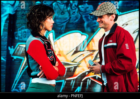 Prod DB © Universal / DR HONEY de Bille Woodruff 2003 USA avec Jessica Alba et David Moscow - Stock Photo
