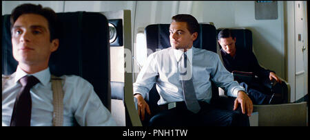 Prod DB © Warner Bros. Pictures - Legendary Pictures / DR INCEPTION de Christopher Nolan 2010 USA avec Cillian Murphy, Leonardo DiCaprio et Tom Hardy - Stock Photo