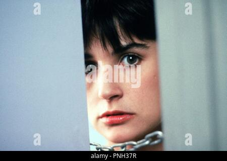 Original film title: GHOST. English title: GHOST. Year: 1990. Director: JERRY ZUCKER. Stars: DEMI MOORE. Credit: PARAMOUNT PICTURES / Album - Stock Photo