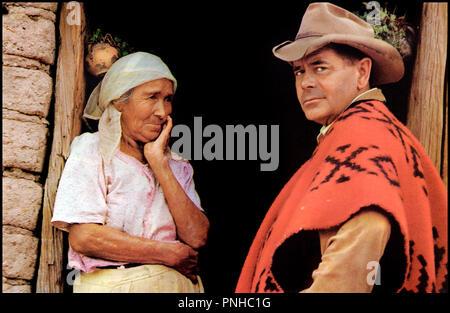 Prod DB © Metro-Goldwyn-Mayer / DR LE JOUR DES APACHES (DAY OF THE EVIL GUN) de Jerry Thorpe 1968 USA  avec Glenn Ford western, indienne - Stock Photo