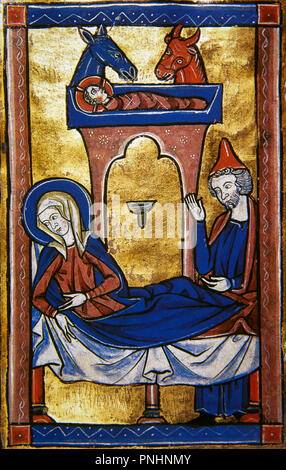 Joseph Mary And Baby Jesus Nativity Figures Cutout