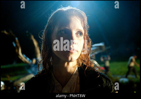 Prod DB © Forward Pass - Gideon Productions - Infinity Media / DR KILLING FIELDS (TEXAS KILLING FIELDS) de Ami Canaan Mann 2011 USA avec Jessica Chastain tiré d'une histoire vraie, polar, thriller - Stock Photo