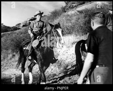 Prod DB © DR JOHNNY CONCHO de DON Mc GUIRE 1956 USA FRANK SINATRA - Stock Photo