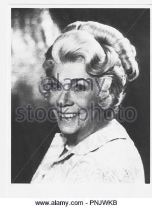 Bea Benaderet April 4 1906 October 13 1968 Was An American