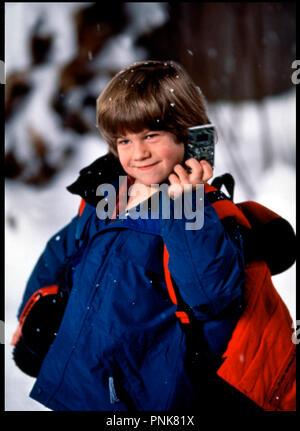 Prod DB © 20th Century Fox / DR MAMAN, JE M'OCCUPE DES MECHANTS (HOME ALONE 3) de Raja Gosnell 1997 USA avec Alex D. Linz  sequelle, enfant, - Stock Photo