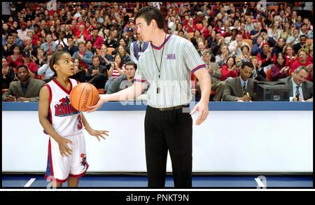 Prod DB ©Ê20th Century Fox - NBA Entertainment / DR LIKE MIKE de John Schultz 2002 USA avec Lil Bow Wow  basketball, enfant, match, arbitre - Stock Photo