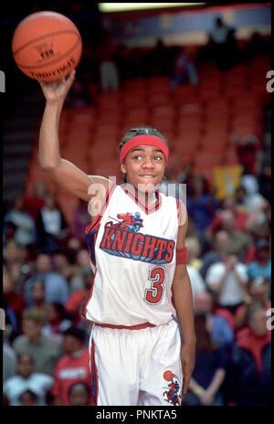 Prod DB ©Ê20th Century Fox - NBA Entertainment / DR LIKE MIKE de John Schultz 2002 USA avec Lil Bow Wow  basket ball, enfant, - Stock Photo