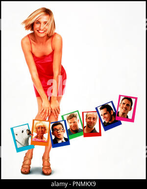 Prod DB © 20 th Century Fox /DR MARY A TOUT PRIX (THERE'S SOMETHING ABOUT MARY) de Bobby et Peter Farrelly 1998 USA avec Cameron Diaz - Stock Photo