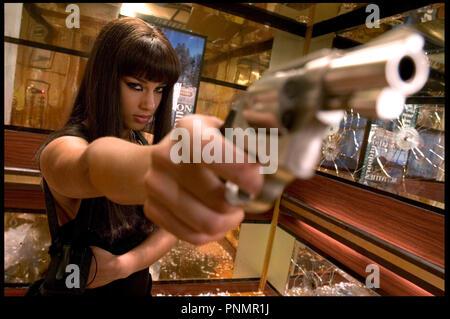 Prod DB ©Working Title - Universal / DR MI$E A PRIX (SMOKIN' ACES) de Joe Carnahan 2007 USA / GB / FRA  avec Alicia Keys - Stock Photo