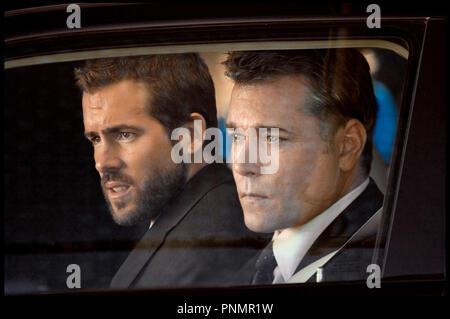 Prod DB ©Working Title - Universal / DR MI$E A PRIX (SMOKIN' ACES) de Joe Carnahan 2007 USA / GB / FRA avec Ryan Reynolds et Ray Liotta - Stock Photo
