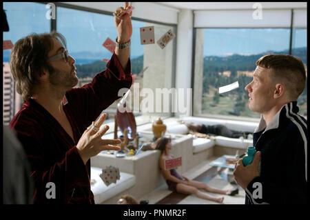 Prod DB ©Working Title - Universal / DR MI$E A PRIX (SMOKIN' ACES) de Joe Carnahan 2007 USA / GB / FRA avec Jeremy Piven et Joel Edgerton - Stock Photo