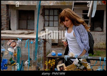 Prod DB © Historias Cinematograficas Cinemania - MK2 Productions - Wanda Visión S.A. / DR EL NINO PEZ de LucÃa Puenzo 2009 ARG./FRA./ESP. avec Inés Efron adolescente - Stock Photo