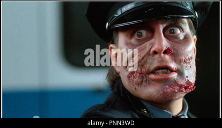 Prod DB © Shapiro-Glickenhaus Entertainment / DR MANIAC COP de William Lustig 1988 USA avec Robert Z'Dar horreur - Stock Photo