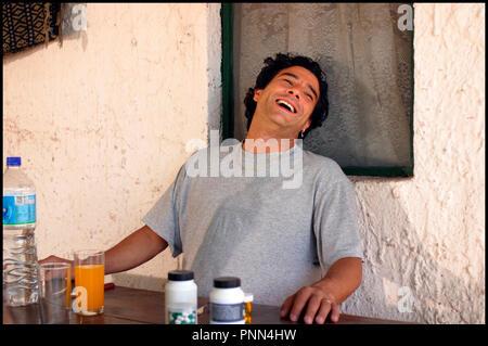 Prod DB © Pol-Ka Producciones/DR MARADONA, LA MAIN DE DIEU (MARADONA, LA MANO DI DIO) de Marco Risi ARG/ITA 2007 avec Marco Leonardi biographie, football, sport, eclat de rire autre titre 'Maradona - La mano de Dios' (argentine) - Stock Photo