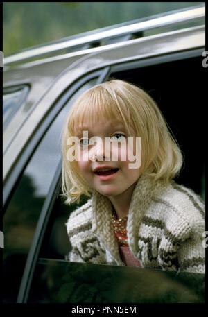 Prod DB © Propaganda - Senator / DR MAUVAIS PIEGE (TRAPPED) de Luis Mandoki 2002 USA avec Dakota Fanning d'apres le roman de Greg Iles - Stock Photo