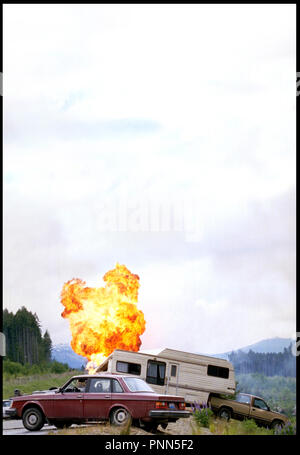 Prod DB © Propaganda - Senator / DR MAUVAIS PIEGE (TRAPPED) de Luis Mandoki 2002 USA accident, explosion ,  d'apres le roman de Greg Iles - Stock Photo