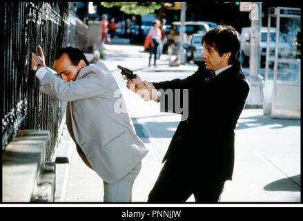 Prod DB © Universal / DR SEA OF LOVE, MELODIE POUR UN MEURTRE (SEA OF LOVE) de Harold Becker 1989 USA avec Al Pacino arrestation - Stock Photo